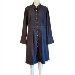 eShakti Button Down Dress